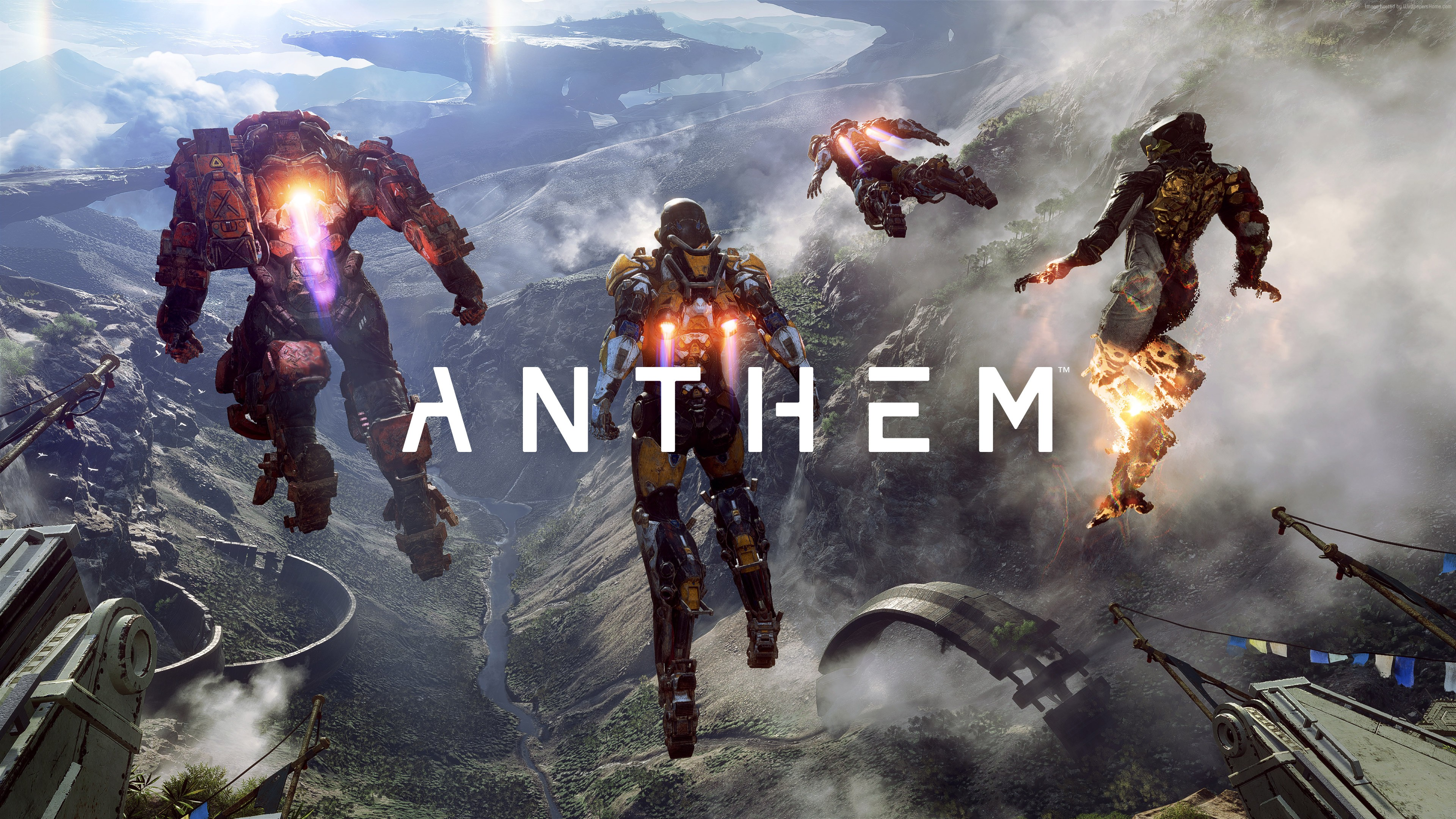 Download Anthem for PC [Windows Devices]