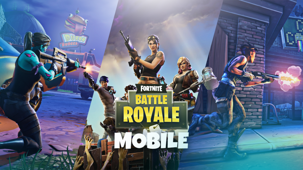 Download Fortnite for Windows Phone