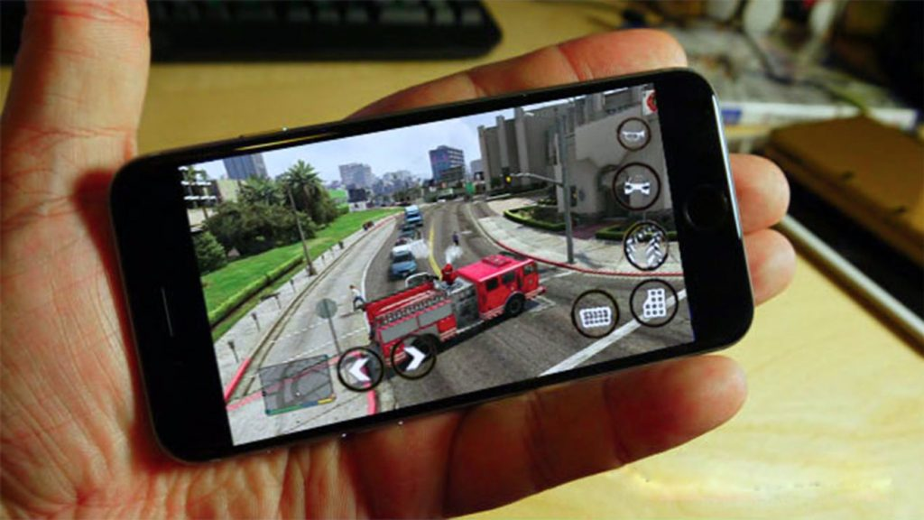download gta 5 for ios