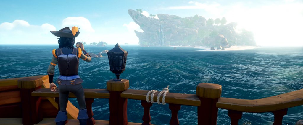 sea of thieves for pc