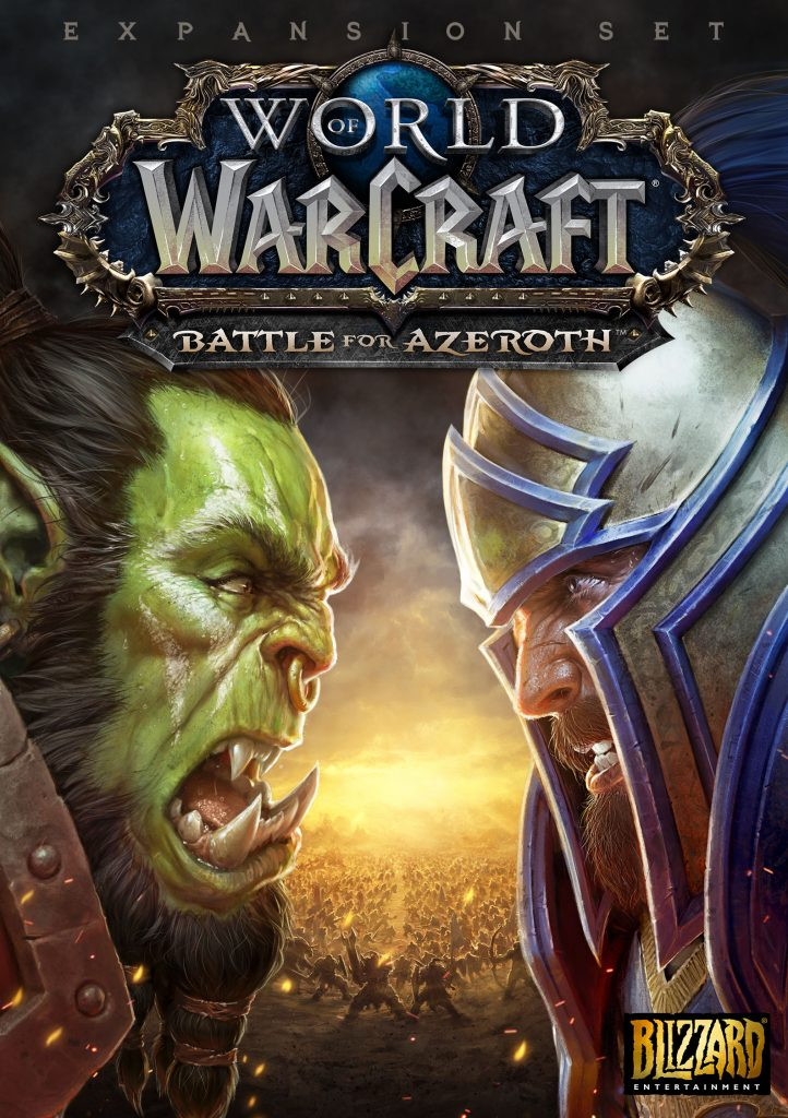 battle for azeroth for mac