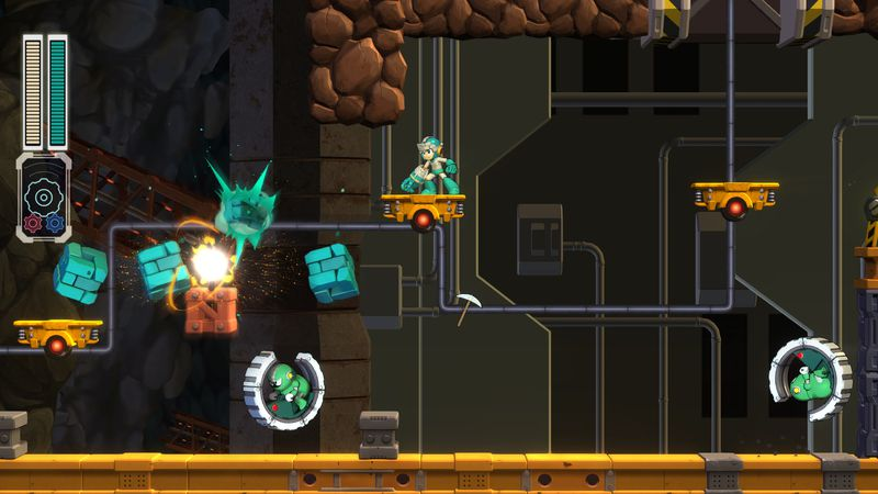 mega man 11 for ios