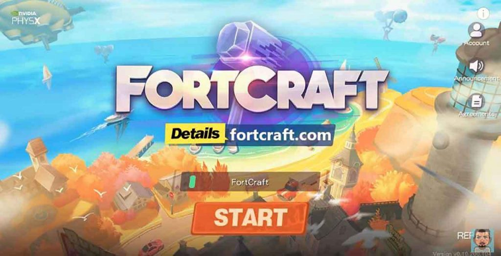 fortcraft for ios