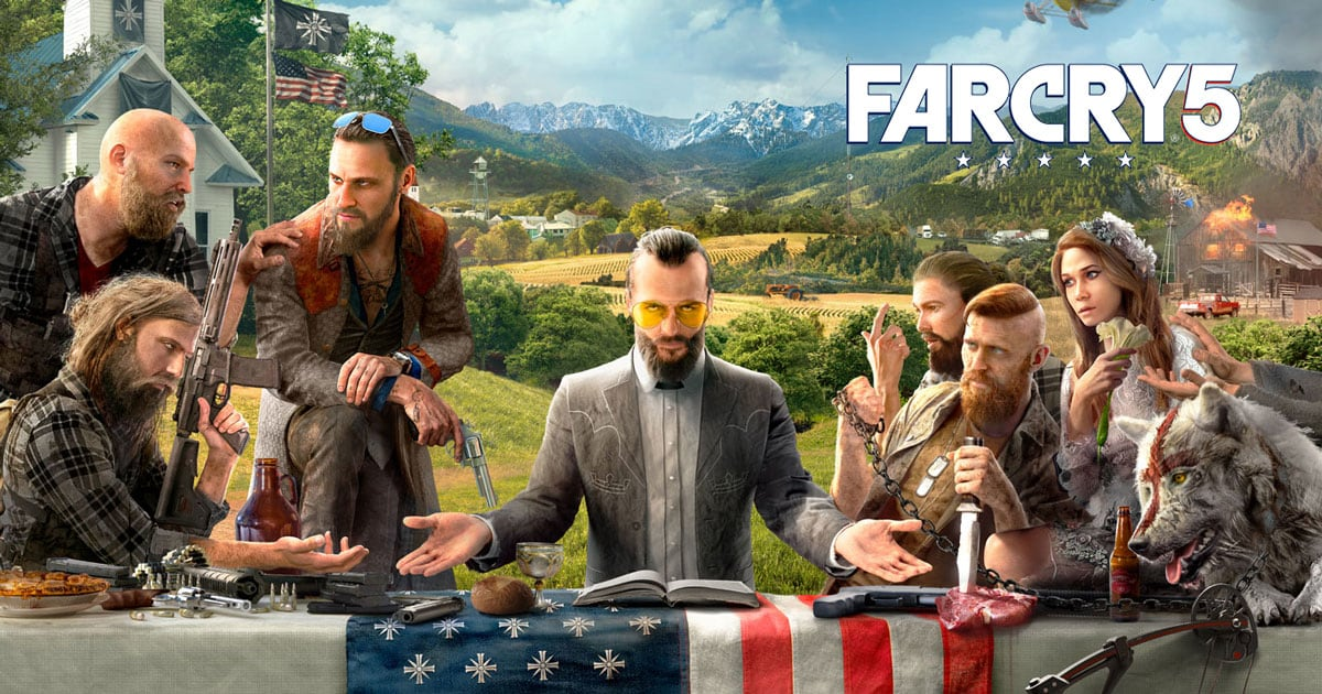 Download Far Cry 5 for PC Free [Microsoft Windows]
