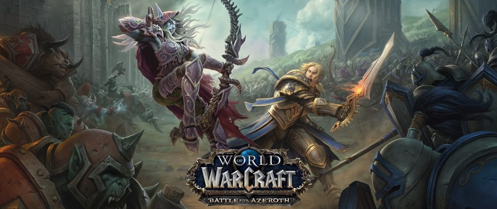 wow battle for azeroth for pc