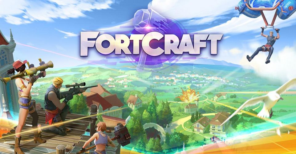 Download FortCraft for Android Devices [Free]